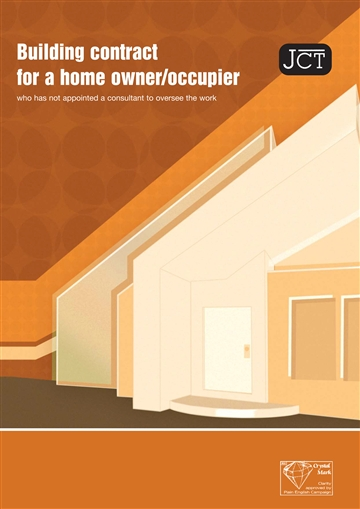 Homeowners contract