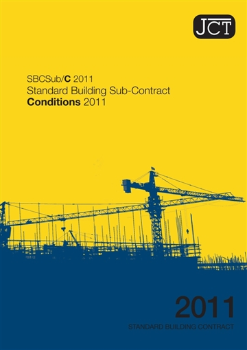 Standard building contract
