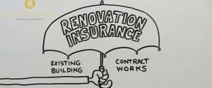 Renovation Insurance, protecting existing structures