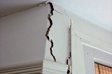 Damage caused by subsidence